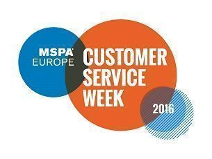 MSPA EU - Customer Service Week 2016