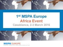 The 1st MSPA Africa Event was a great success!