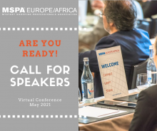 CALL for Conference SPEAKERS - MSPA EA Virtual Conference - May 2021
